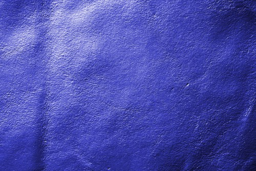 Blue Shinny Leather Background, High Resolution