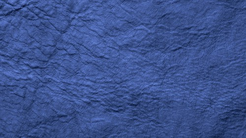 Blue Wrinkled Leather Background HD 1920 x 1080p
