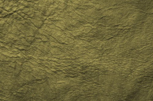 Brown Yellow Wrinkled Leather Background, High Resolution