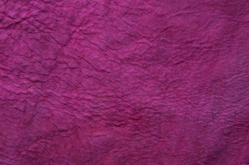 Pink Wrinkled Soft Leather Texture, High Resolution