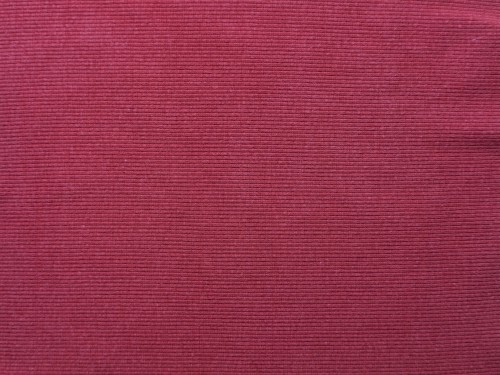 Red Fabric Material Texture, High Resolution
