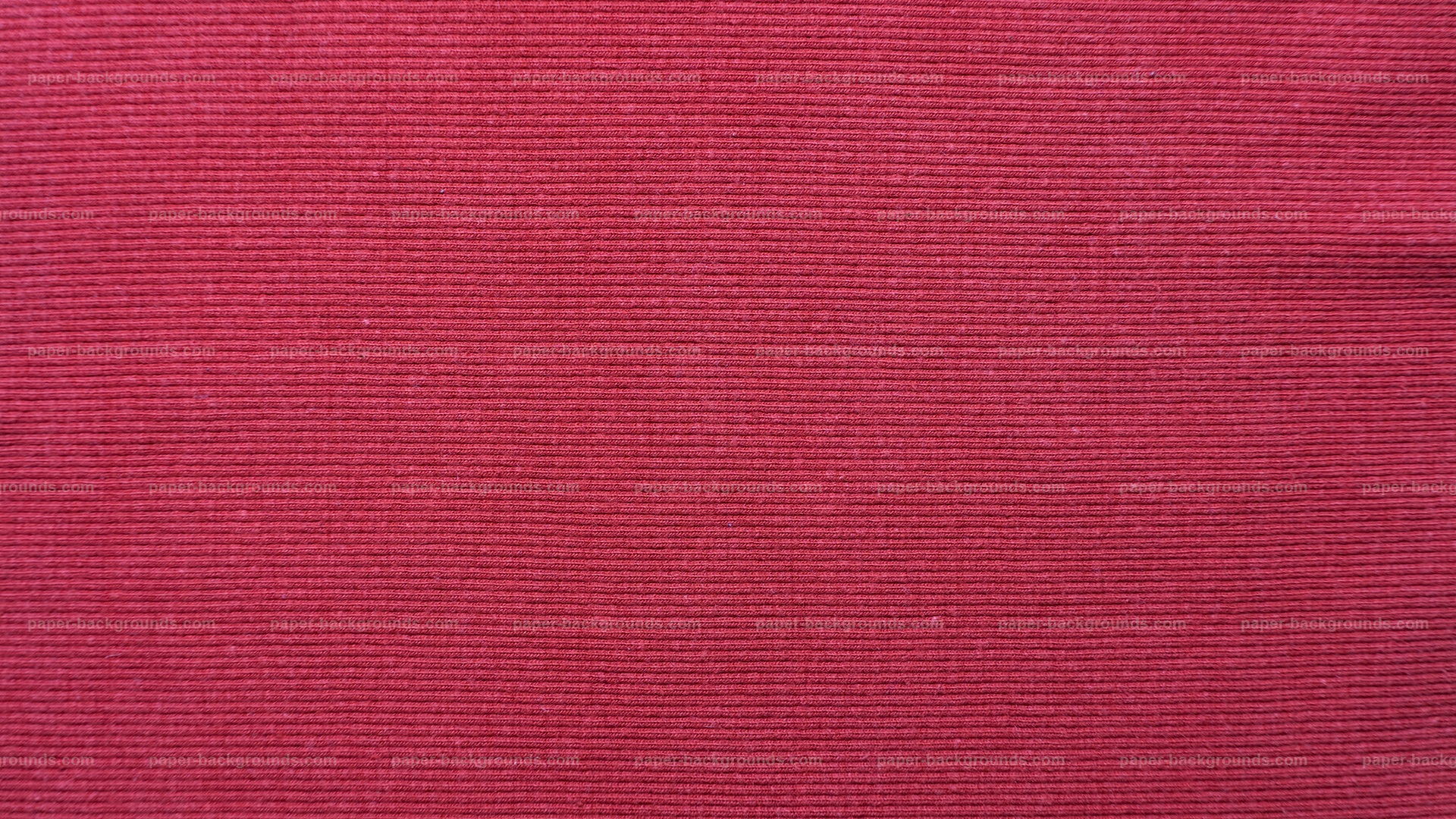 Red Fabric Material Texture HD 1920 x 1080p