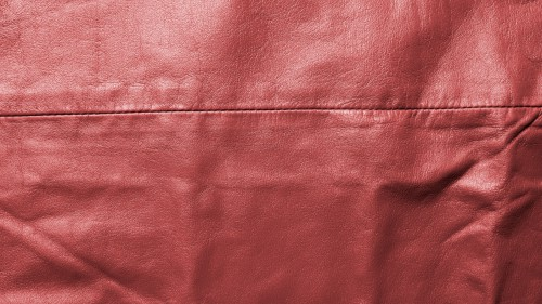 Sewed Red Leather Texture HD 1920 x 1080p