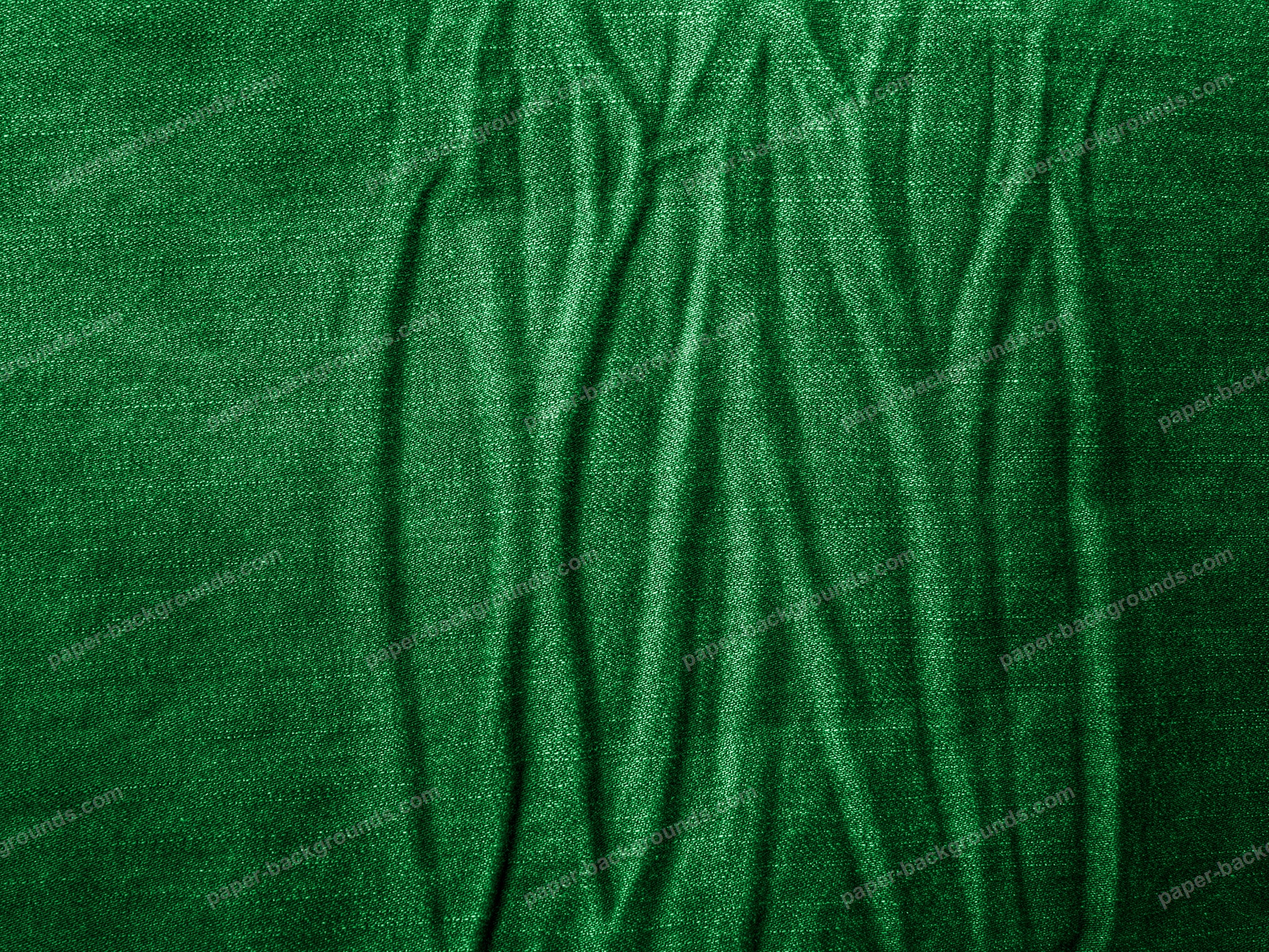 Wrinkled Green Jeans Texture HD 1920 x 1080p