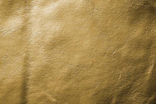 Yellow Shiny Leather Texture, High Resolution