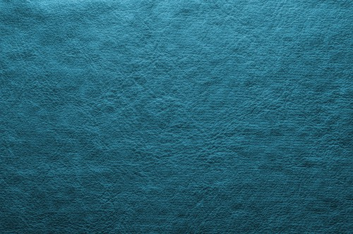 Abstract Aqua Blue Leather Background, High Resolution