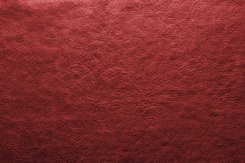 Abstract Red Leather Background, High Resolution