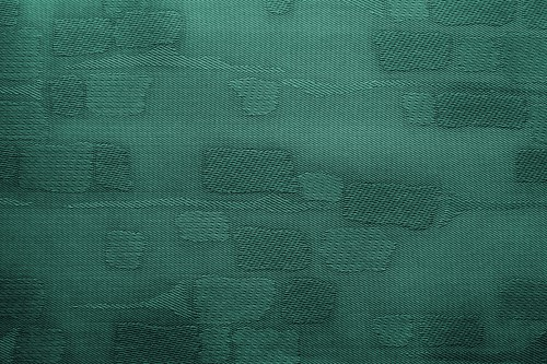 Aqua Blue Vintage Fabric Background, High Resolution