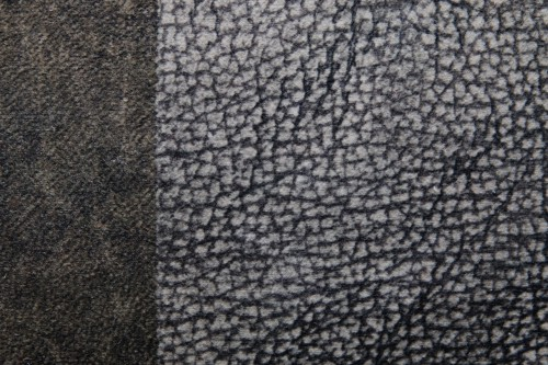 Black Brown Fabric Background, High Resolution