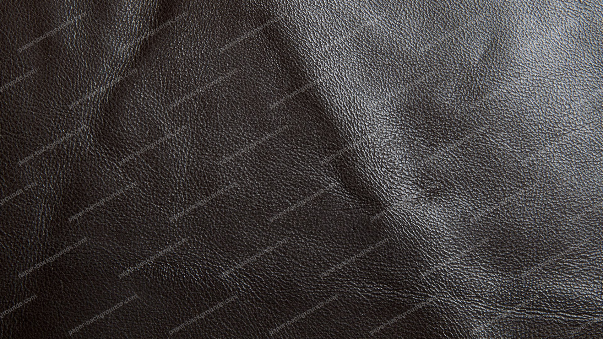 Black Leather Texture HD 1920 x 1080p