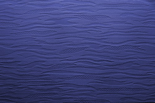 Blue Canvas Background With Waves, High Resolution