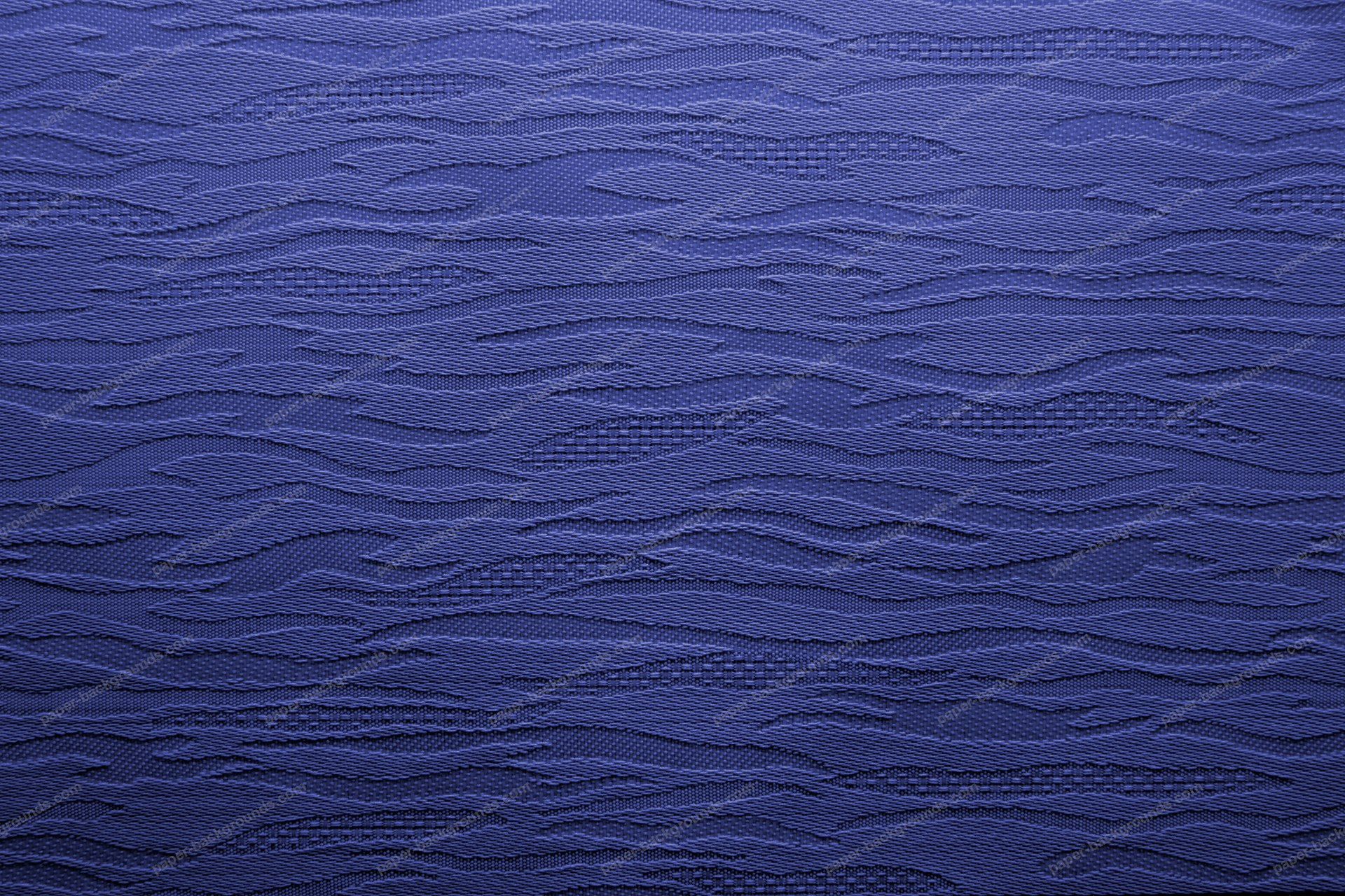 Blue Canvas Background With Waves HD 1920 x 1080p