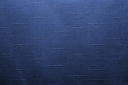 Blue Canvas Texture Background, High Resolution