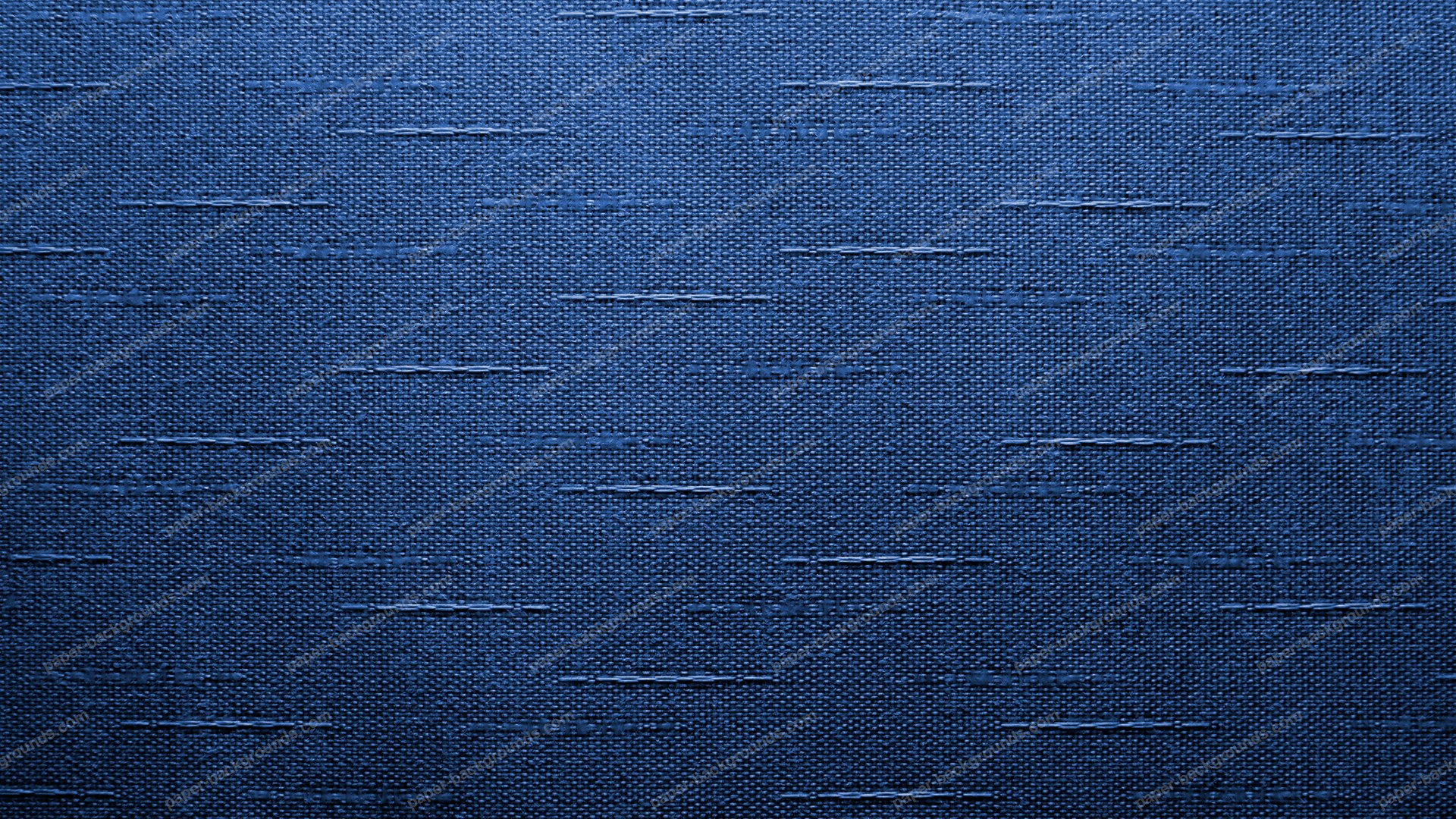 Blue Canvas Texture Background HD 1920 x 1080p