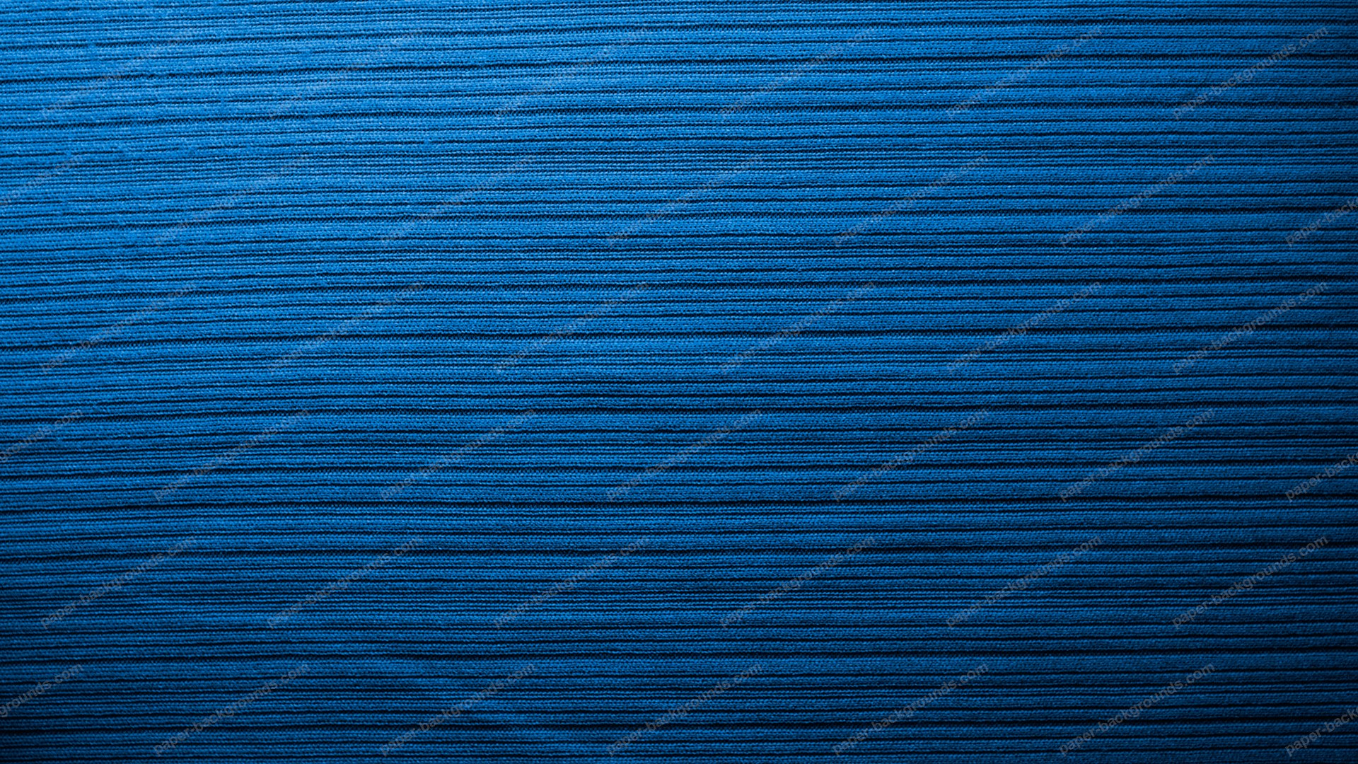 Blue Fabric Background With Stripes HD 1920 x 1080p