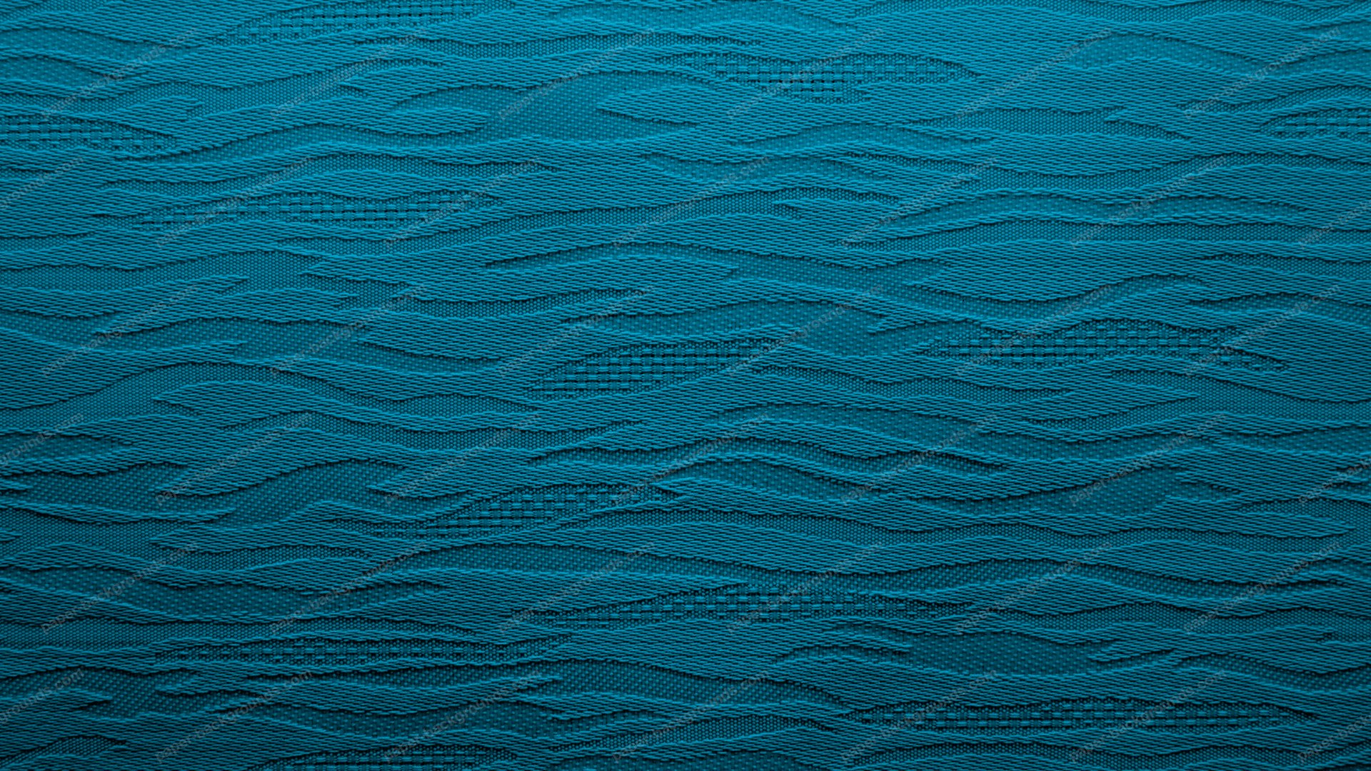 Blue Fabric Background With Waves HD 1920 x 1080p