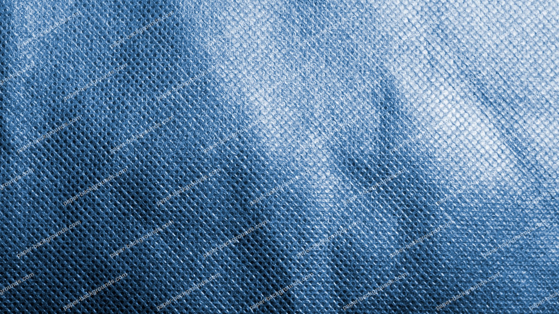 Blue Fabric Material With Pattern HD 1920 x 1080p