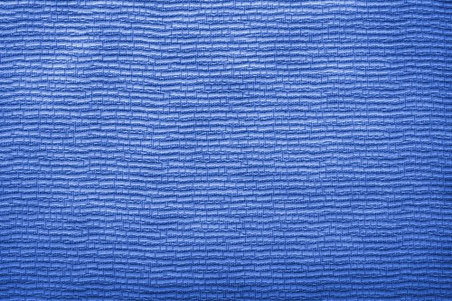 Blue Textured Canvas Background, High Resolution