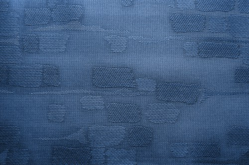 Blue Vintage Canvas Background, High Resolution