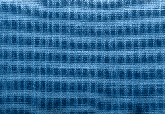 Blue Vintage Canvas Fabric Texture