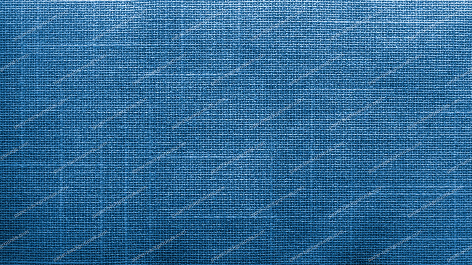Blue Vintage Canvas Fabric Texture HD 1920 x 1080p