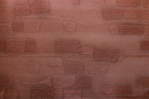 Brown Fabric Background With Patches, High Resolution