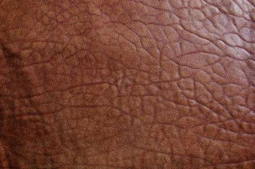 Brown Leather Texture, High Resolution