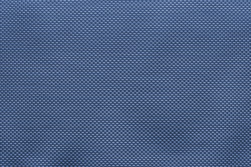 Chequered Blue Squares Canvas Texture, High Resolution