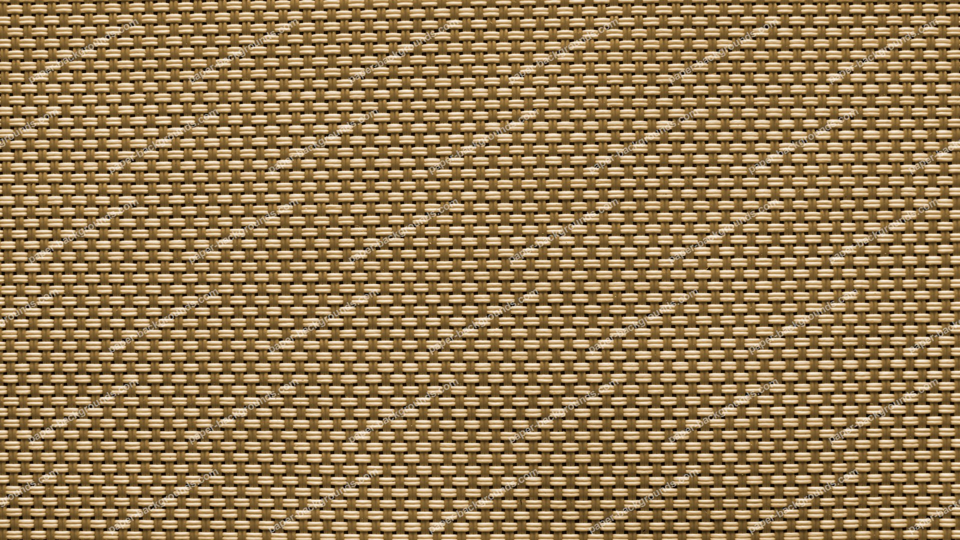 Chequered Brown Squares Canvas Texture HD 1920 x 1080p