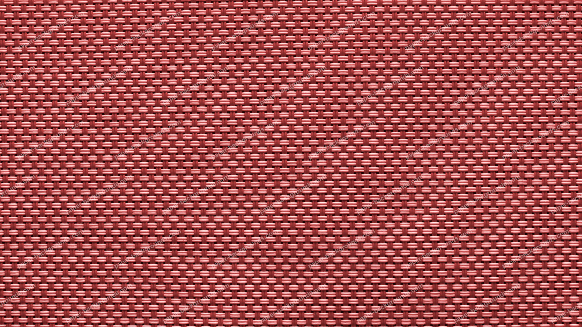 Chequered Red Squares Canvas Texture HD 1920 x 1080p