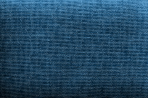 Dark Blue Canvas Texture Background, High Resolution