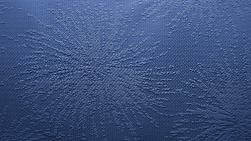 Dark Blue Fabric With Floral Texture HD 1920 x 1080p