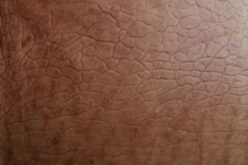 Dark Brown Leather Texture Background, High Resolution