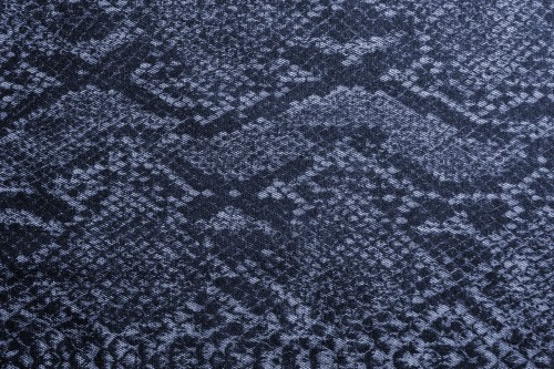 Dark Fabric With Patterns, High Resolution