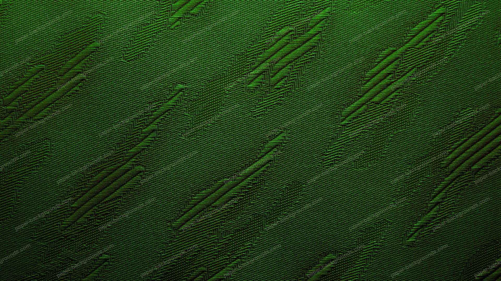 Dark Green Canvas Texture Background HD 1920 x 1080p