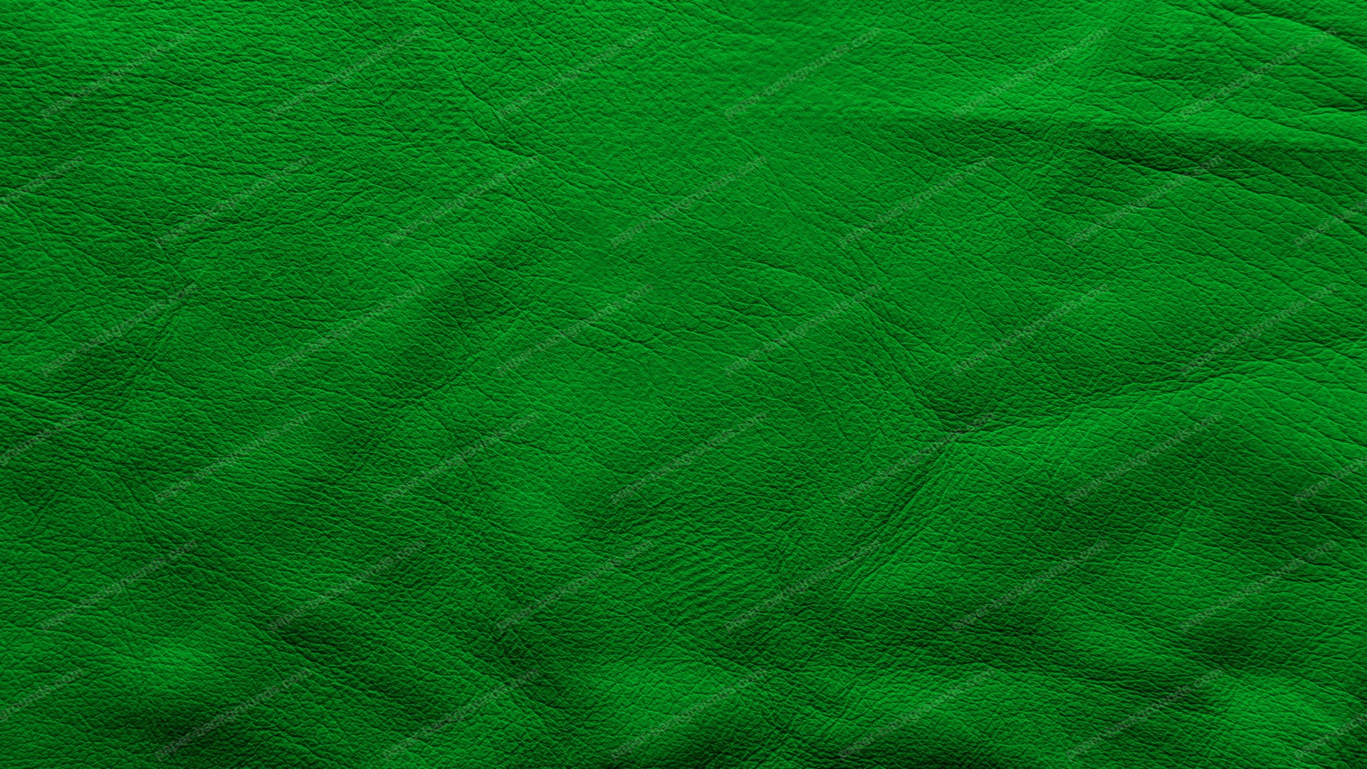 Dark Green Soft Leather Background HD 1920 x 1080p