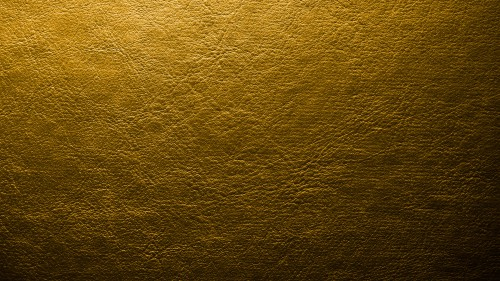 Golden Yellow Leather Background HD 1920 x 1080p