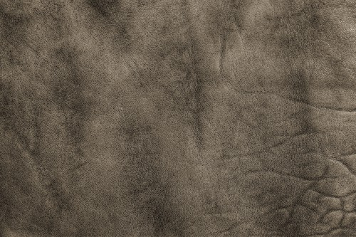 Gray Vintage Leather Background, High Resolution