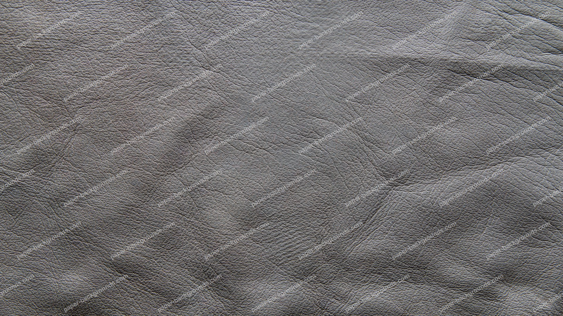 Gray Vintage Soft Leather Texture HD 1920 x 1080p