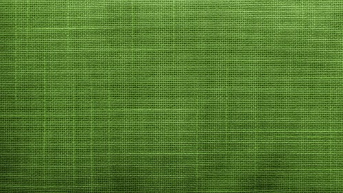 Green Canvas Fabric Texture HD 1920 x 1080p