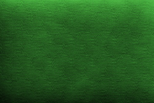 Green Canvas Texture Background, High Resolution
