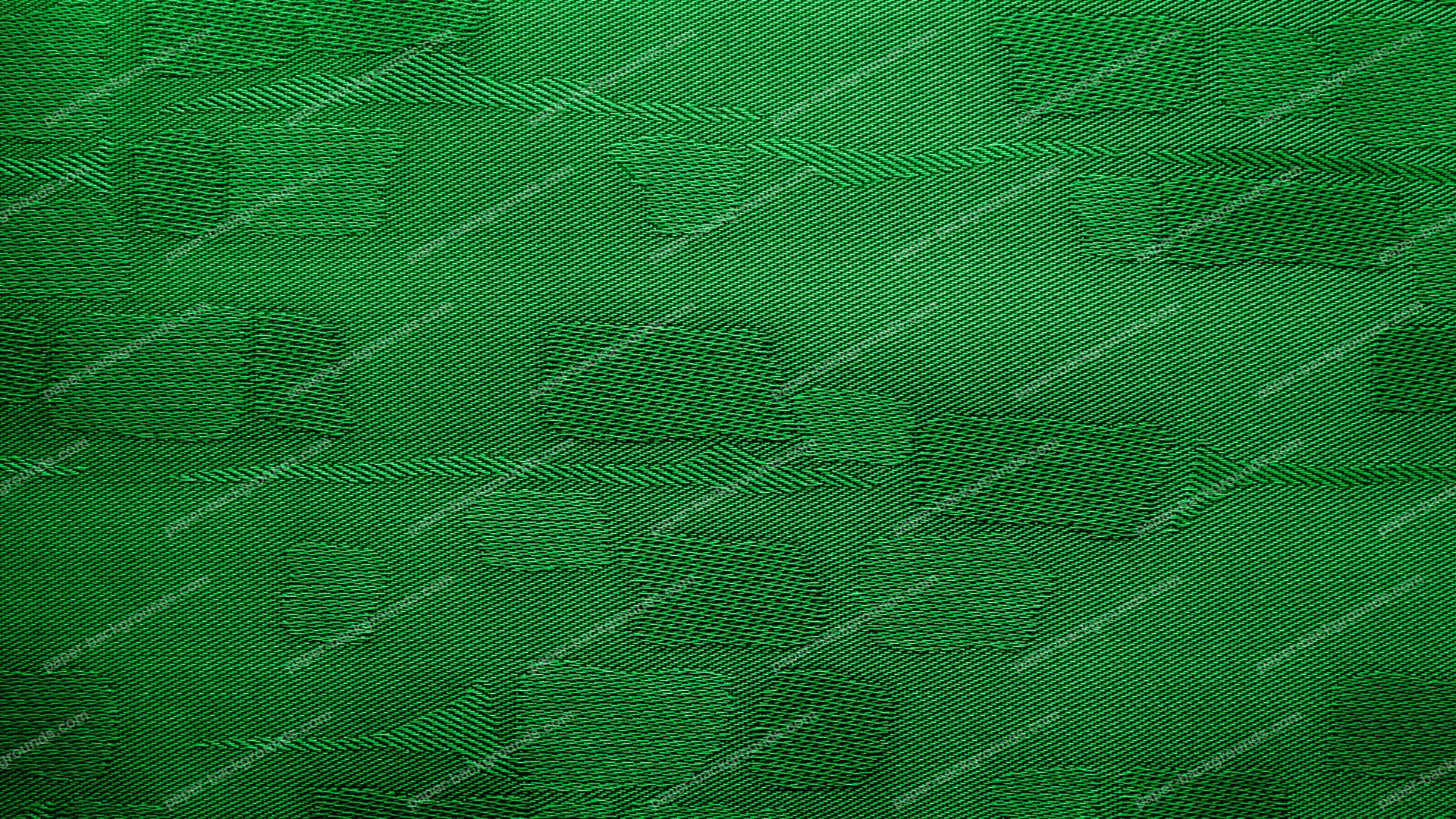 Green Fabric Background With Patches HD 1920 x 1080p