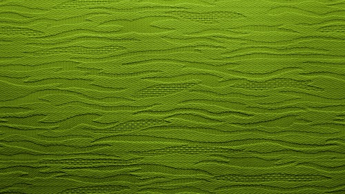 Green Fabric Background With Waves HD 1920 x 1080p