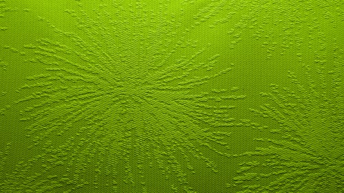 Green Fabric With Floral Texture HD 1920 x 1080p