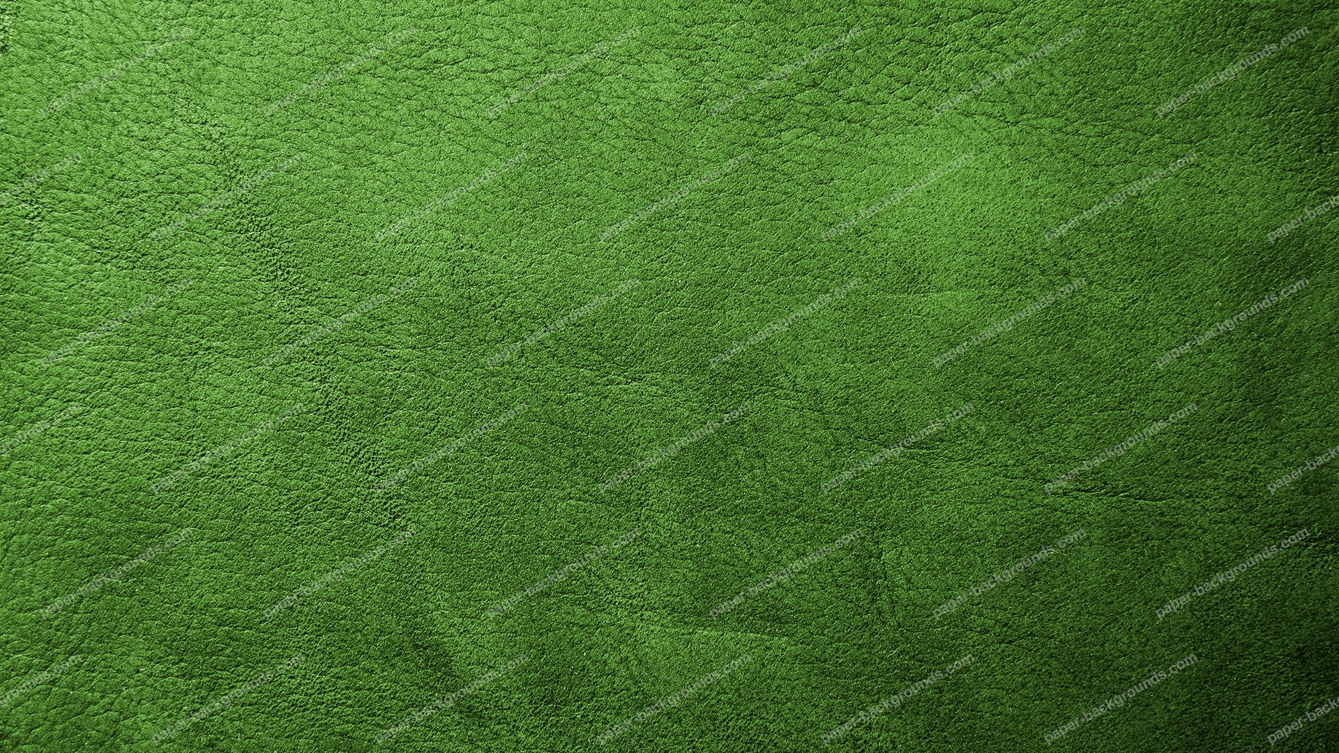 Green Leather Texture Background HD 1920 x 1080p