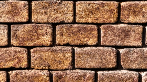 Grunge Old Brick Wall HD 1920 x 1080p