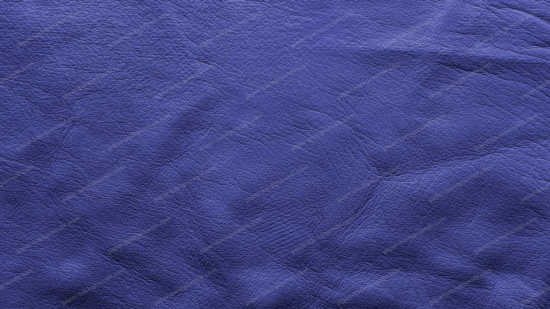Indigo Blue Soft Leather Background HD 1920 x 1080p
