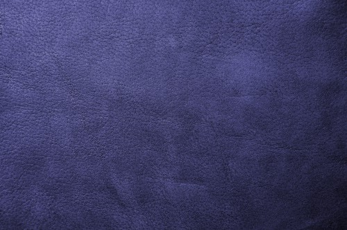 Indigo Leather Texture Background, High Resolution