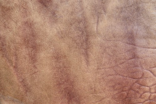 Light Brown Vintage Leather Texture, High Resolution