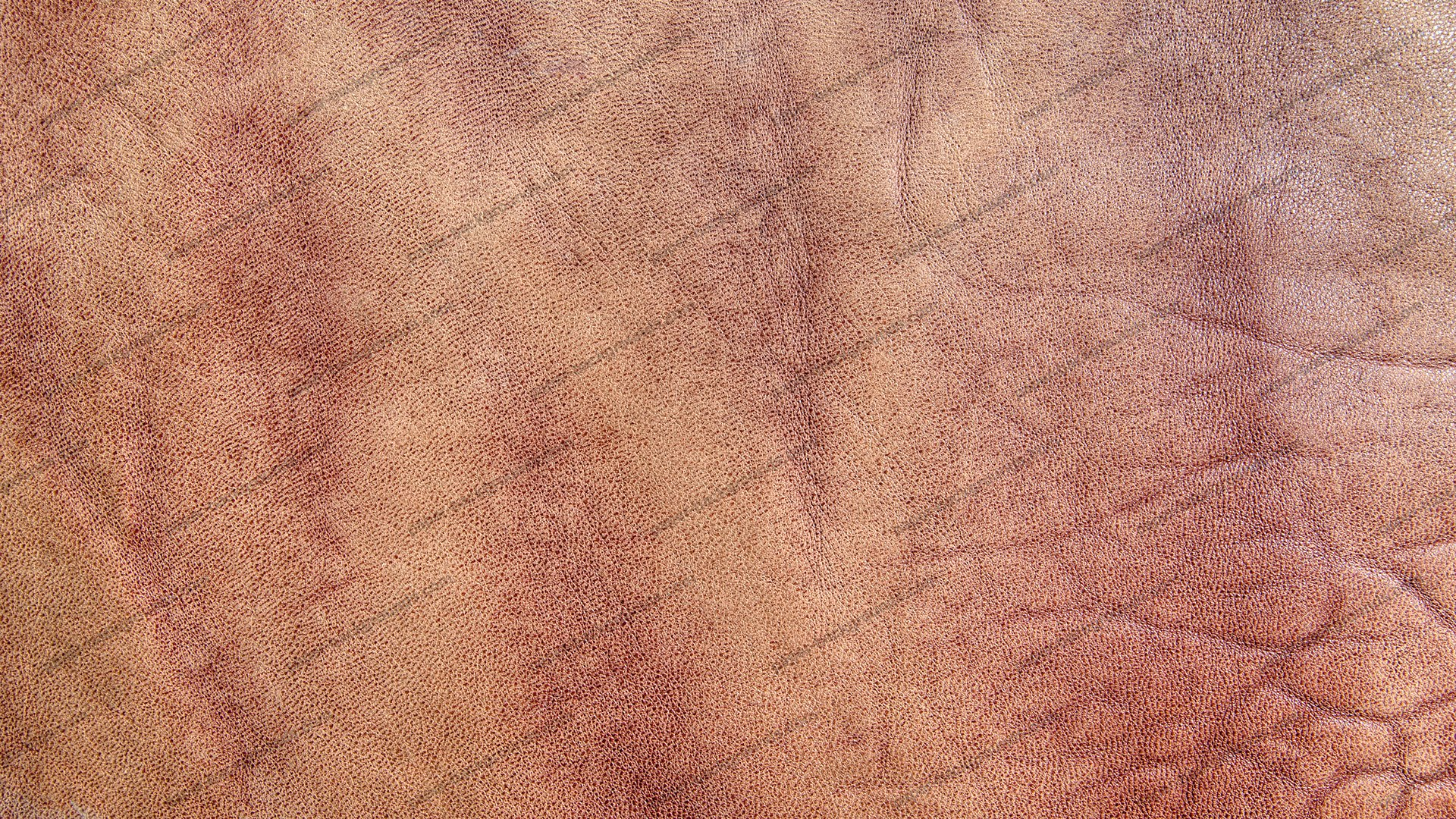 Light Brown Vintage Leather Texture HD 1920 x 1080p
